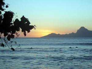 À quoi ressemble la vie à Tahiti?