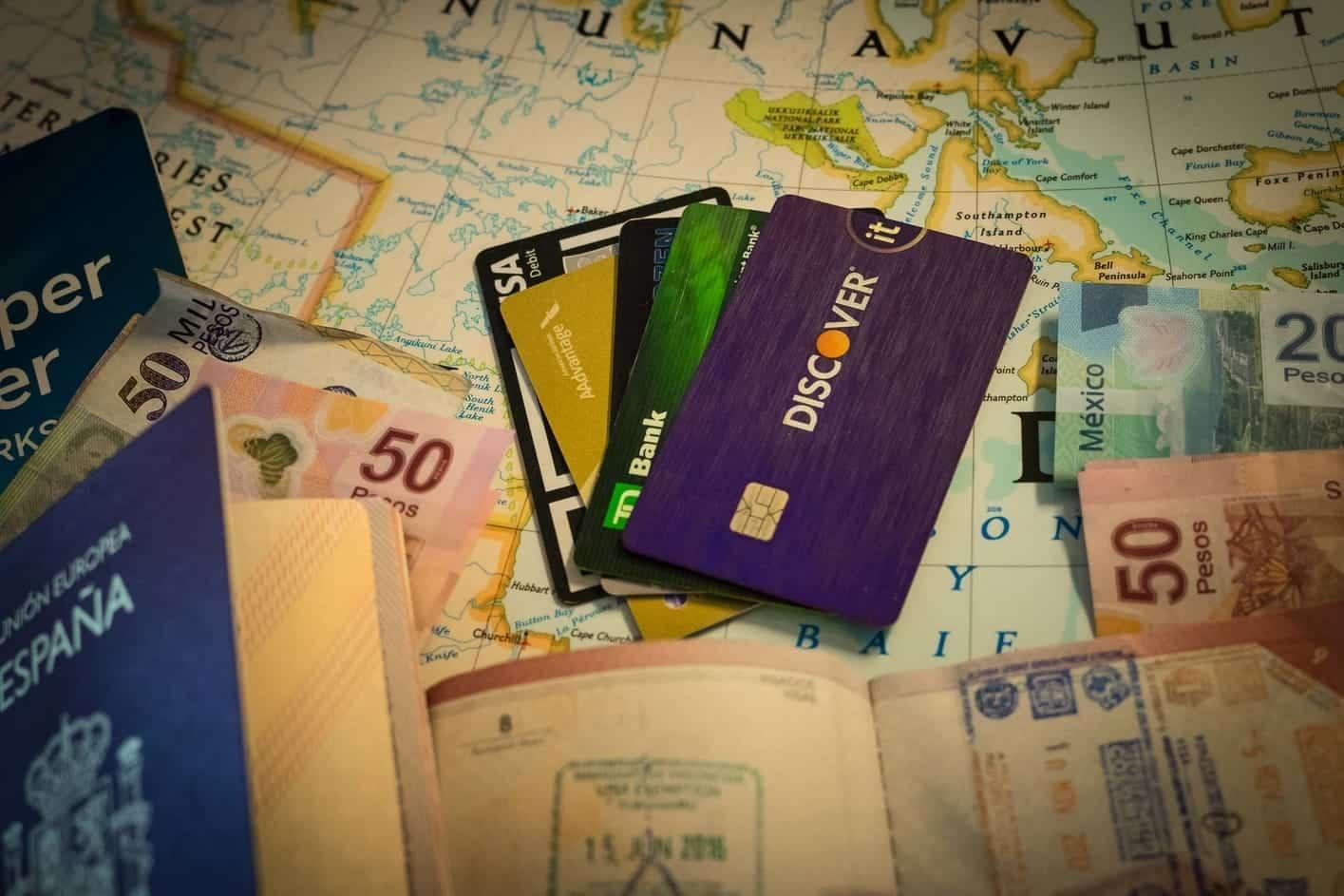Quelle est la meilleure carte bancaire pour voyager?