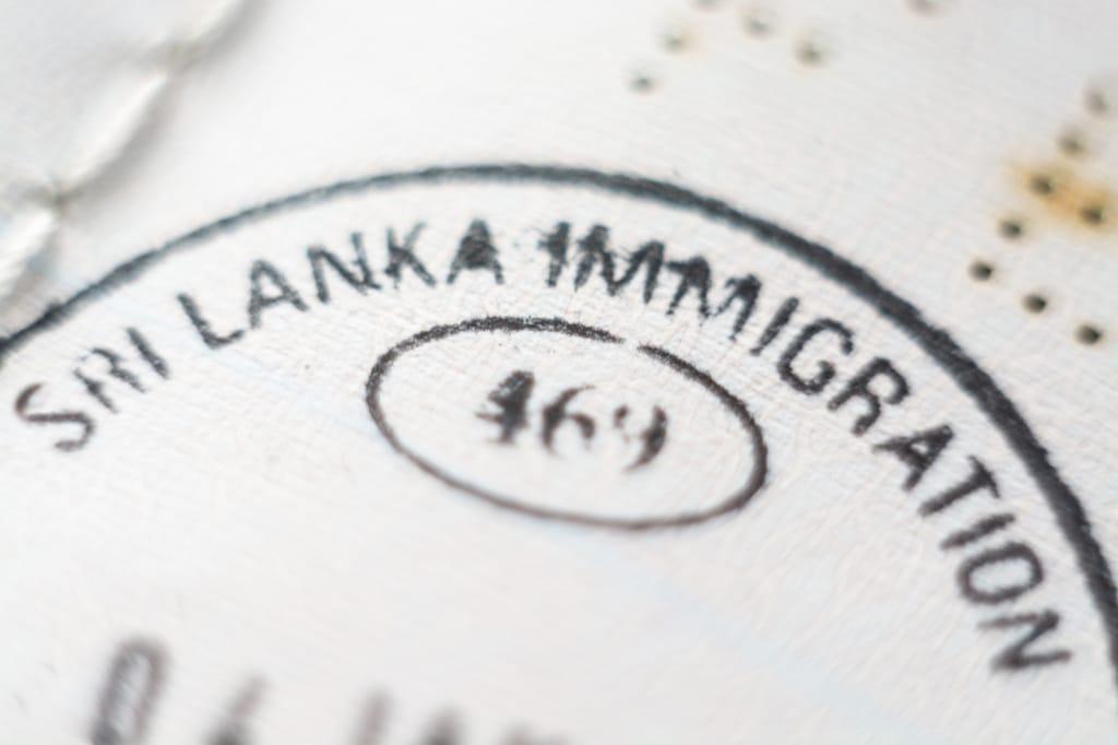 Comment obtenir un visa pour le Sri Lanka?