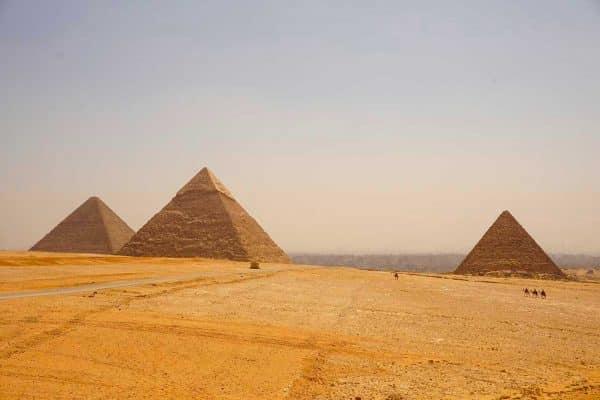 Où aller en Égypte en août?