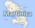 Où est la Martinique sur la carte du monde?